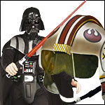 Star Wars Costumes and Accessories