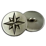 Compass Rose Button 107.1259