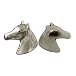 Horse Head Button 107.1362