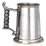 Yorkshireman Pewter Tankard One Pint EP050