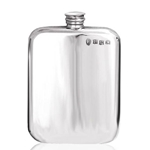 Purse Pewter Flask 6 Ounces