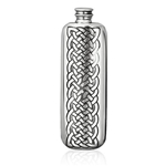 Top Pocket Ealde Pewter Flask 3 Ounces