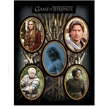 Game Of Thrones Character Magnet Set