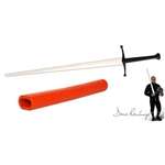 Synthetic Longsword Grip-Red 29-PR3014