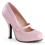 Cutiepie Patent Leather Pumps