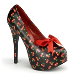 Teeze Cherry Pumps 34-4173