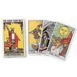 Rider-Waite Pocket Tarot Deck 45-DRIDWAI3