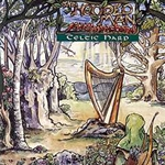 Hooded Man: Celtic Harp Music by Jerry Marchand CD 45-UHOOMAN
