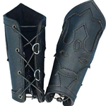 Demon Leather Arm Bracers 65-601002