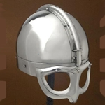 Viking Spectacle Helmet Large Size 2mm Thick Carbon Steel