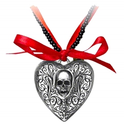 The Reliquary Heart Locket