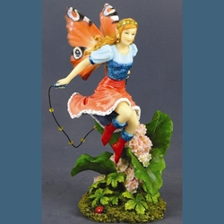 Jump Rope Fairy Statue